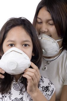 Free Protective Mask Stock Photography - 4997602