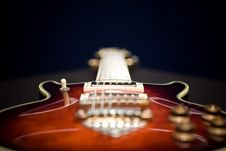 Free Ibanez Artist  81 Royalty Free Stock Photography - 4997657
