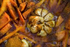 Free Carrot And Spice Royalty Free Stock Images - 4998169
