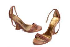 Free Stylish Woman Shoes Royalty Free Stock Image - 4998216