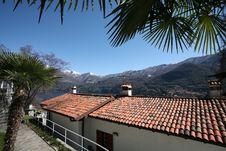 Free Italian Cottage Royalty Free Stock Photo - 4998405