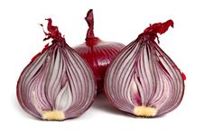 Free Spanish Red Onion Royalty Free Stock Image - 4998516
