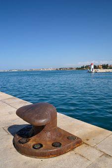 Free Town Zadar In Croatia Royalty Free Stock Images - 4998759