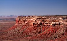 Free The Vermilion Cliffs Found In Monument Valley Stock Images - 4999364