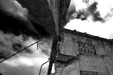 Free Abstract Ruins Stock Photography - 4999882