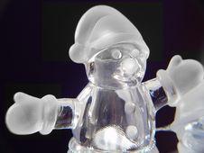 Free Glass Snowman Stock Photos - 51043