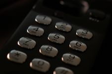 Free Keypad Royalty Free Stock Image - 51406
