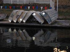 Free Boats Royalty Free Stock Photo - 51725