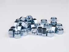 Free NutNbolts2 Stock Photography - 53082