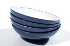 Free Blue Bowls Stock Photography - 53342