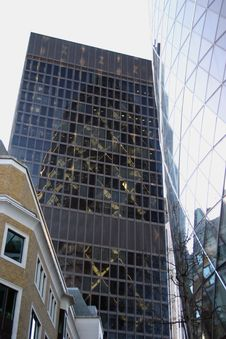 Free City Reflections Stock Images - 55634