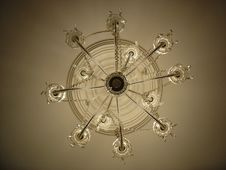 Free Chandelier Stock Photography - 56302