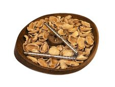 Free Almond Shells Stock Images - 56954