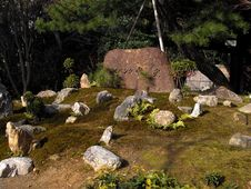 Free Rock Garden Royalty Free Stock Photography - 57887