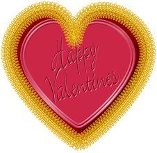 Free Valentine Heart 2 Royalty Free Stock Photos - 57998