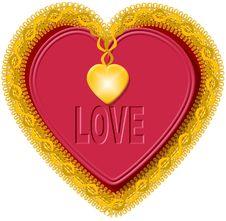 Free Valentine Heart 1 Stock Image - 58001