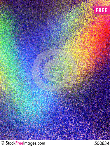 Free Rainbow Color Background-B Stock Images - 500834