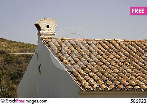 Spanish Style Roof