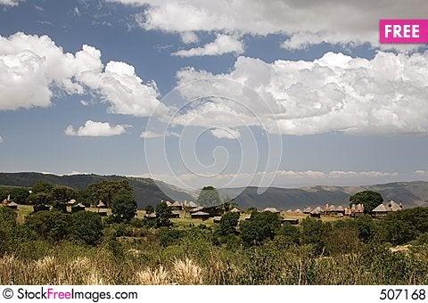 Free Africa Landscape 018 Ngorongoro Camp Royalty Free Stock Photos - 507168