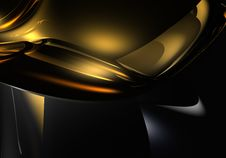 Free Gold&silver Metall 04 Royalty Free Stock Photography - 500317