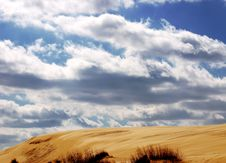 Free Jockey S Ridge State Park, N.C. Stock Photography - 500842