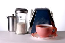 Free Cup Of Hot Steaming Coffee Royalty Free Stock Photography - 501477
