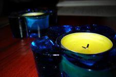 Free Candles Royalty Free Stock Image - 502506