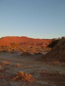 Free Dune Namib 02 Stock Images - 502714