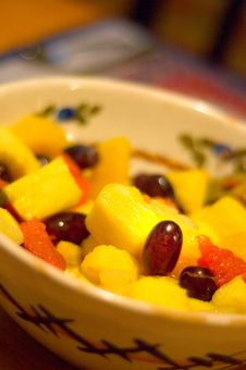 Free Fruit Salad Stock Image - 503371