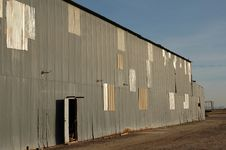 Free Abandoned Warehouse Stock Photography - 503372
