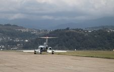 Free Passenger Jet Airplane Stock Images - 505704