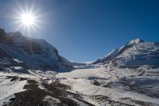 Free Columbia Icefields Stock Photos - 505753