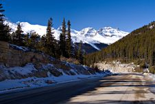 Free Scenic Highway Royalty Free Stock Photos - 505758