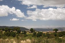 Africa Landscape 018 Ngorongoro Camp