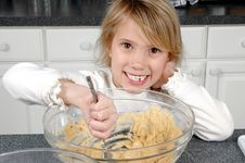 Free I Love To Make Cookies Stock Photos - 509713