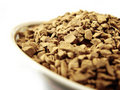 Free Instant Coffee Granules Closeup 4 Stock Photography - 5001162