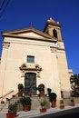 Free White Church Royalty Free Stock Photos - 5004528