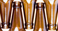 Free Close-up Of Beer Bottles Stock Photo - 5006040