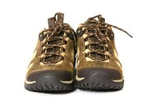 Free Hiking Boots Stock Image - 5000161