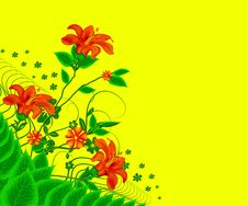 Free Floral Flowers Stock Image - 5000731