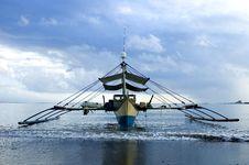 Free Fishing Boat Stock Photography - 5000732