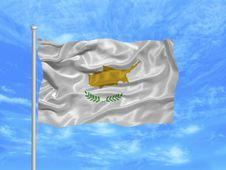 Free Cyprus Flag 1 Royalty Free Stock Photo - 5000855
