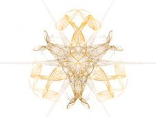 Abstract Fractal Royalty Free Stock Photo