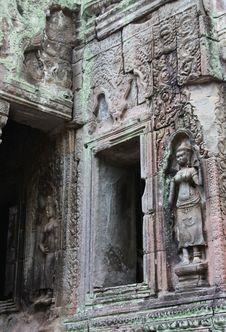 Free Angkor Royalty Free Stock Photos - 5000998
