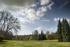 Free Spring Landscape Stock Photography - 5001002