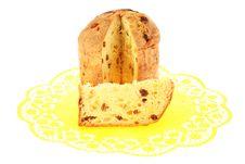 Free Cake With Raisins. Stock Image - 5001051