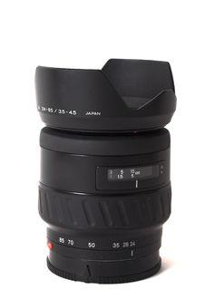 Free Camera Lens Royalty Free Stock Photo - 5001235