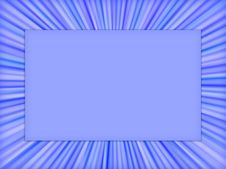 Free Blue Frame - Background Royalty Free Stock Image - 5001286
