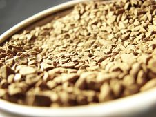 Free Instant Coffee Closeup 3 Royalty Free Stock Image - 5001306