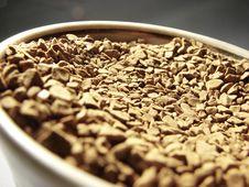 Free Instant Coffee Closeup 2 Stock Image - 5001311